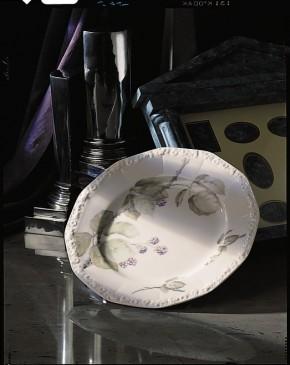 Rosenthal Maria Brombeere: Platzteller 31 cm