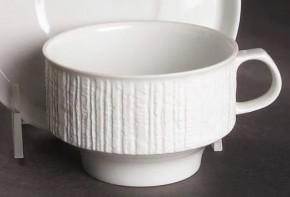 Thomas Arcta matt weiss / weiß: 6 Teetassen: Höhe: 5,8 cm - Durchmesser: 8,7 cm