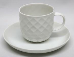 Thomas Holiday  weiss - weiß: Kaffeetasse 2-tlg.