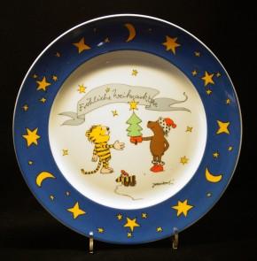 Thomas Janosch - Weihnachtsland: Speiseteller 27 cm