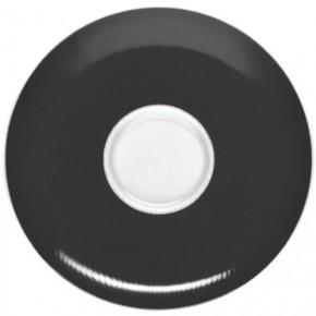 Thomas Sunny Day Black: Kaffee-Untertasse 14,5 cm