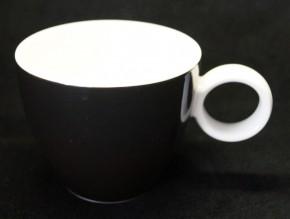 Thomas Vario Triangle: Kaffee-Obertasse 0,22 ltr. - schwarz