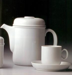 Thomas, Scandic Weiss: Teekanne für 6 Personen