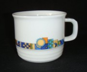 Thomas Trio Fancy: Espresso-/Mokka-Obertasse h = 5 cm; Ø = 6,5 cm