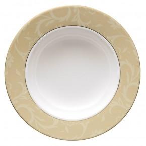 Rosenthal Velvet Beige: Suppenteller 24 cm