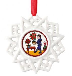 Hutschenreuther Schmucksterne : Schmuckstern Weihnachtsstern