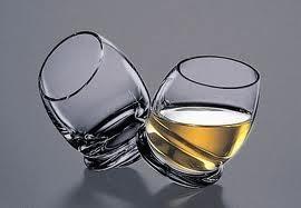 Schnaps-Whisky-Ei