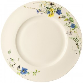 Rosenthal Brillance  Fleurs des Alpes: Speiseteller 28 cm / Fahne