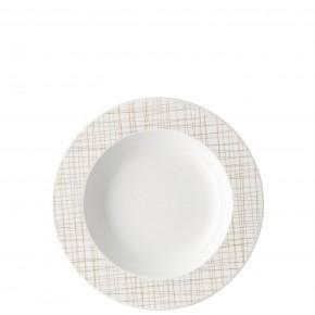 Rosenthal Mesh Line Walnut: Teller tief 23 cm mit Fahne