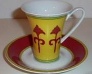 Rosenthal Idillio Bokhara: Kaffeetasse 2-tlg. / 0,18 ltr.