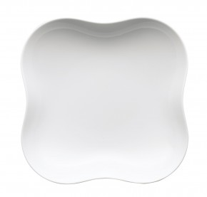 Hutschenreuther Easy White: Schale groß/gewellt 25 x 25 cm