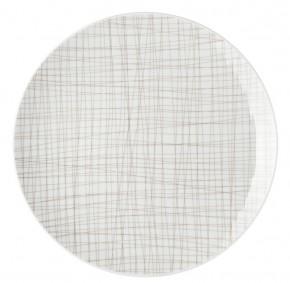 Rosenthal Mesh Line Walnut: Teller flach 27 cm