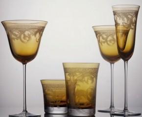 Rosenthal Versace Arabesque Amber: Champagner