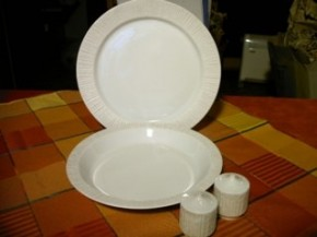 Thomas Arcta matt - weiss / weiß: Kaffee-Obertasse H: 7 cm,