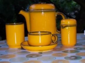 Scandic Orange - Gelb