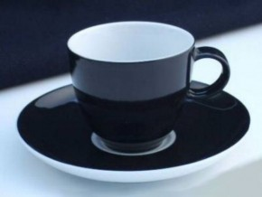 Thomas Sunny Day Black: Cappuccino-Tasse 2-tlg.